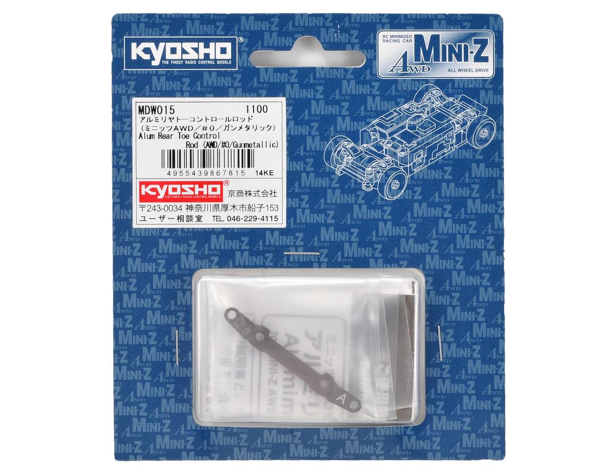 Aluminum Rear Toe Control Rod (#0) by Kyosho