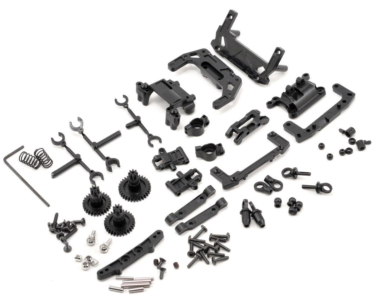 nascar rear suspension diagram
