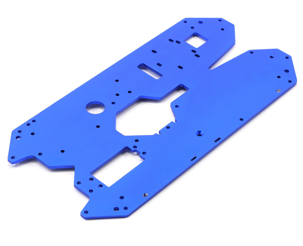 Kyosho Main Chassis (Blue)