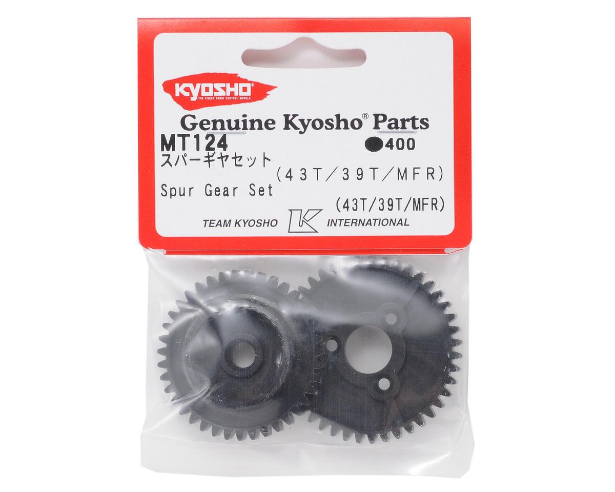 Kyosho Spur Gear Set (43T/39T)