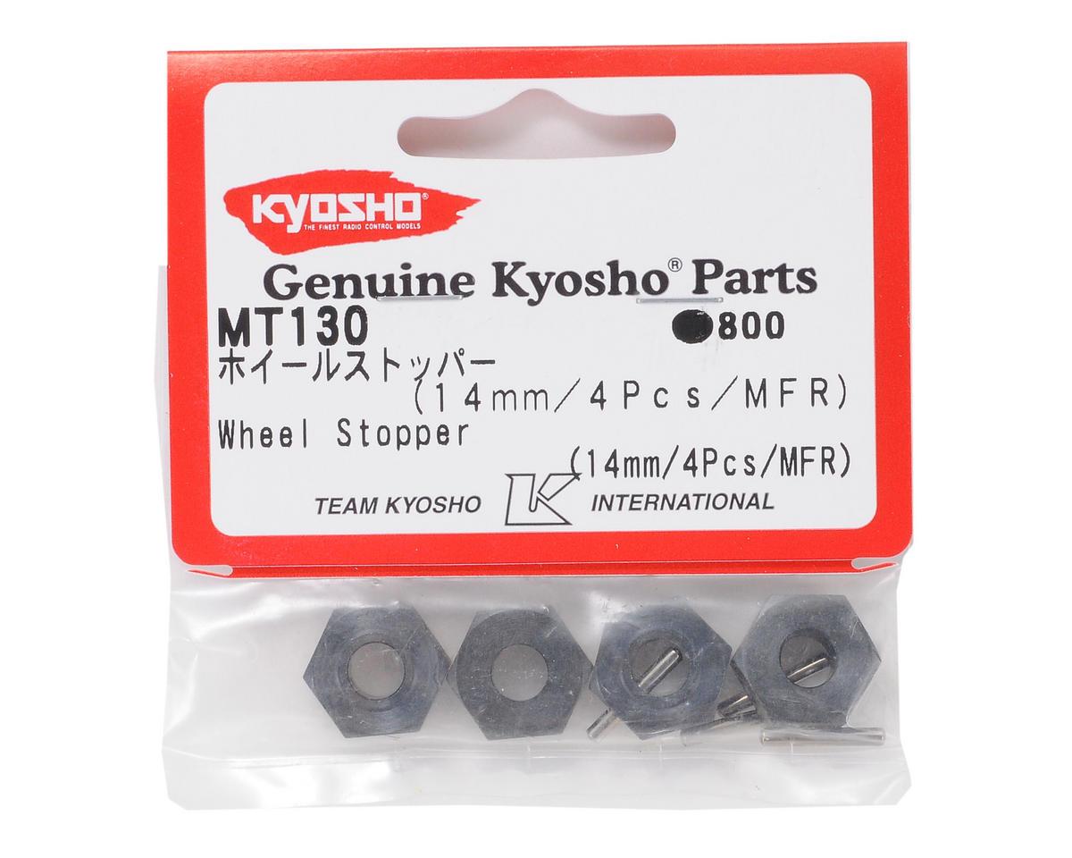 Kyosho 14mm Wheel Hex (4)