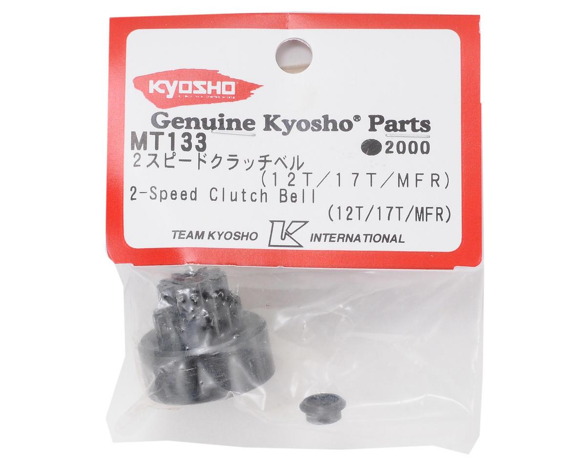 Kyosho 2-Speed Clutch Bell (12T/17T)