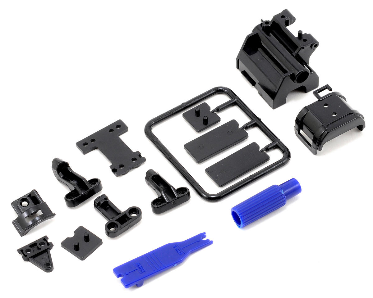 "Kyosho ""High Mount"" Motor Case Set (MR-015)"