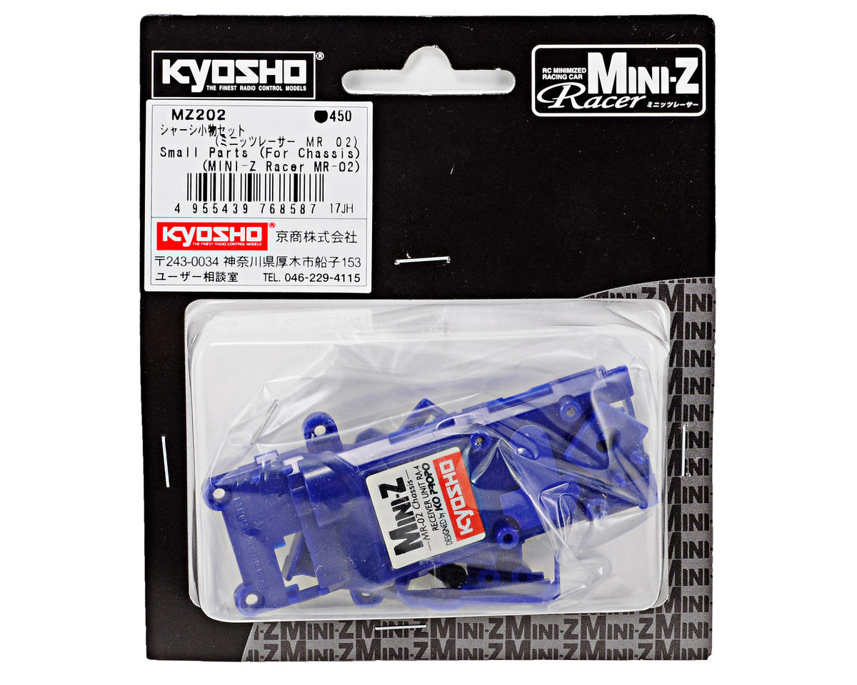 Kyosho Small Chassis Parts Set (MR-02)