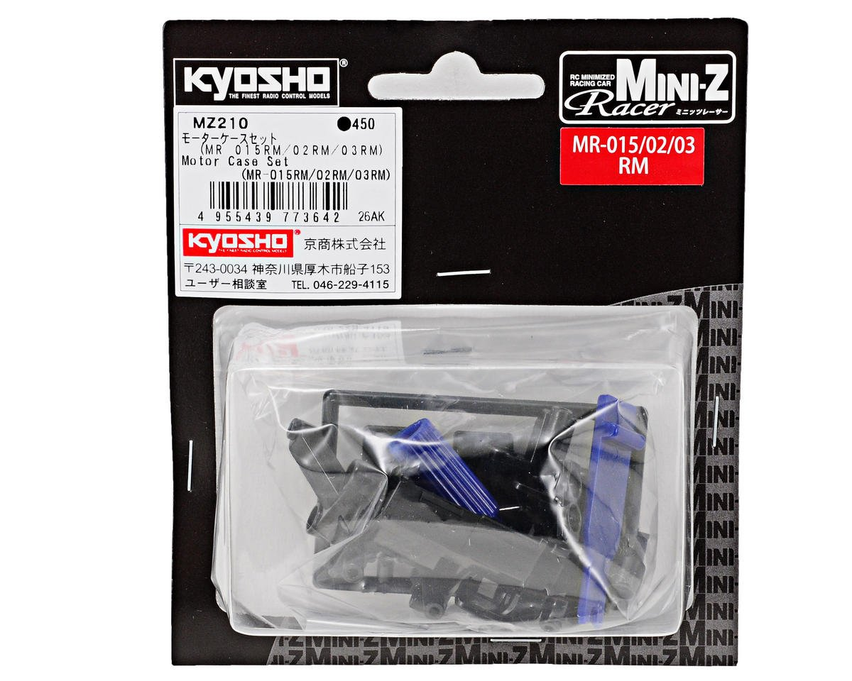 Kyosho Motor Case Set (MR-02-RM)