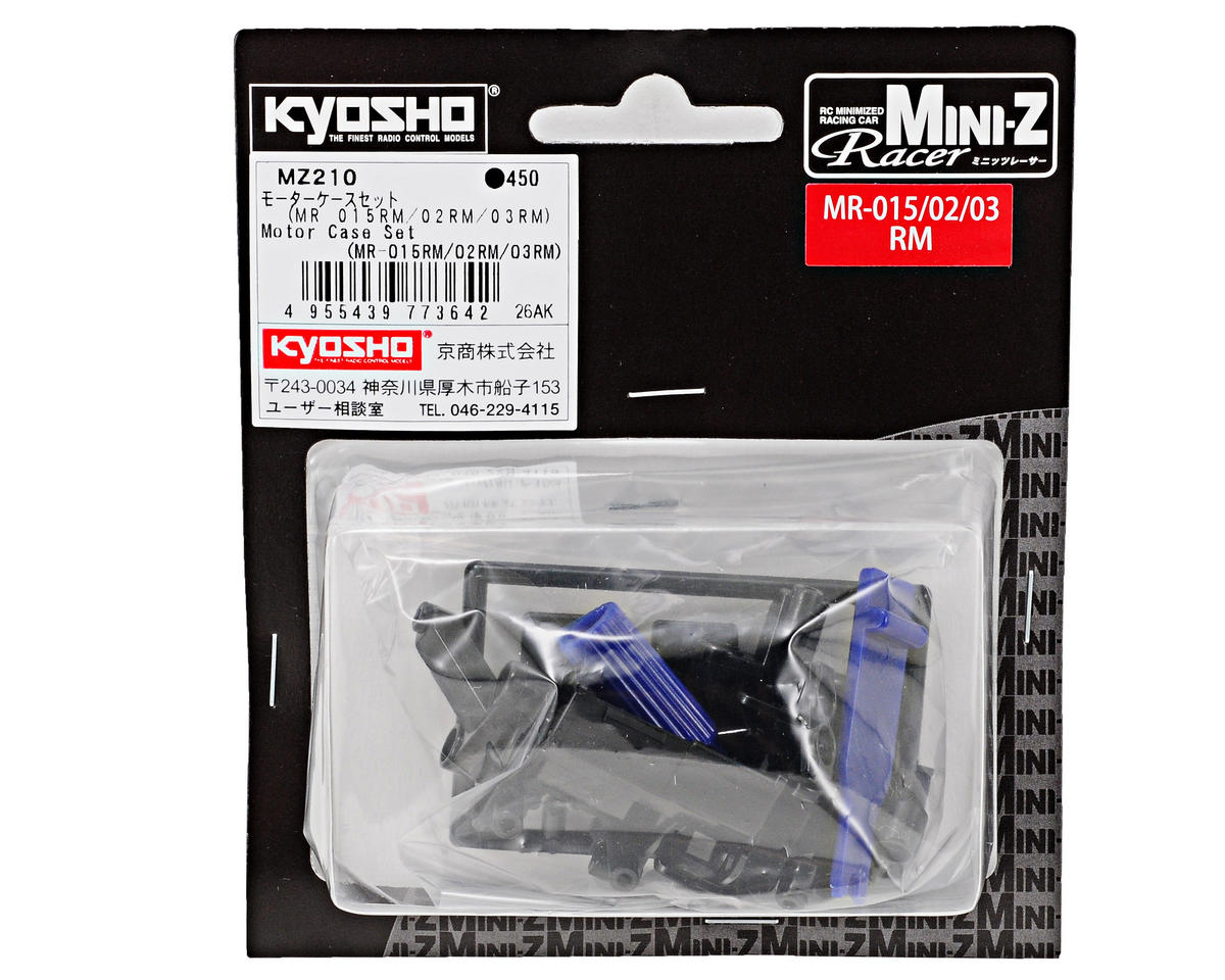 Motor Case Set (MR-02-RM) by Kyosho