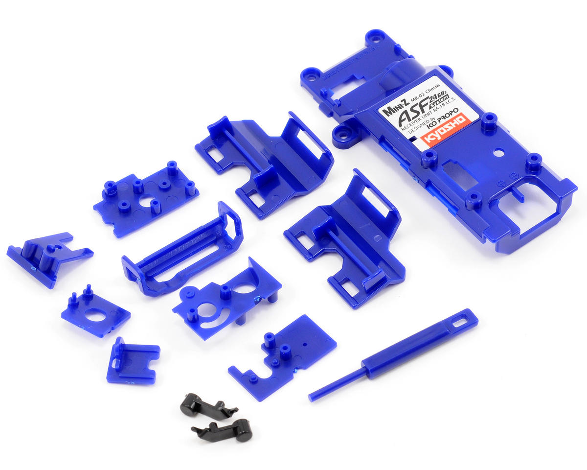 Kyosho Small Chassis Part Set (MR-02)