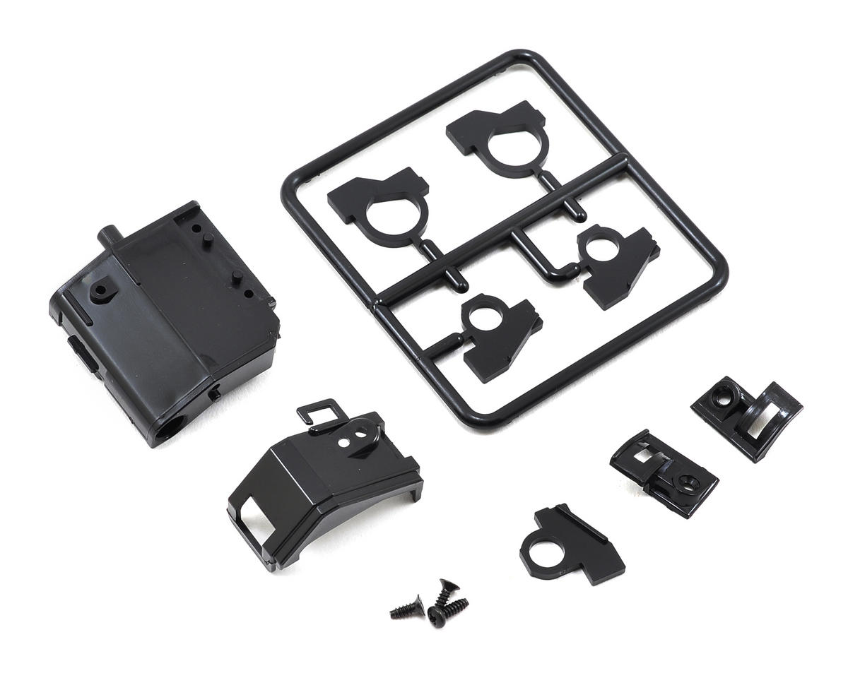 Type MM Motor Case Set (MR-03) by Kyosho