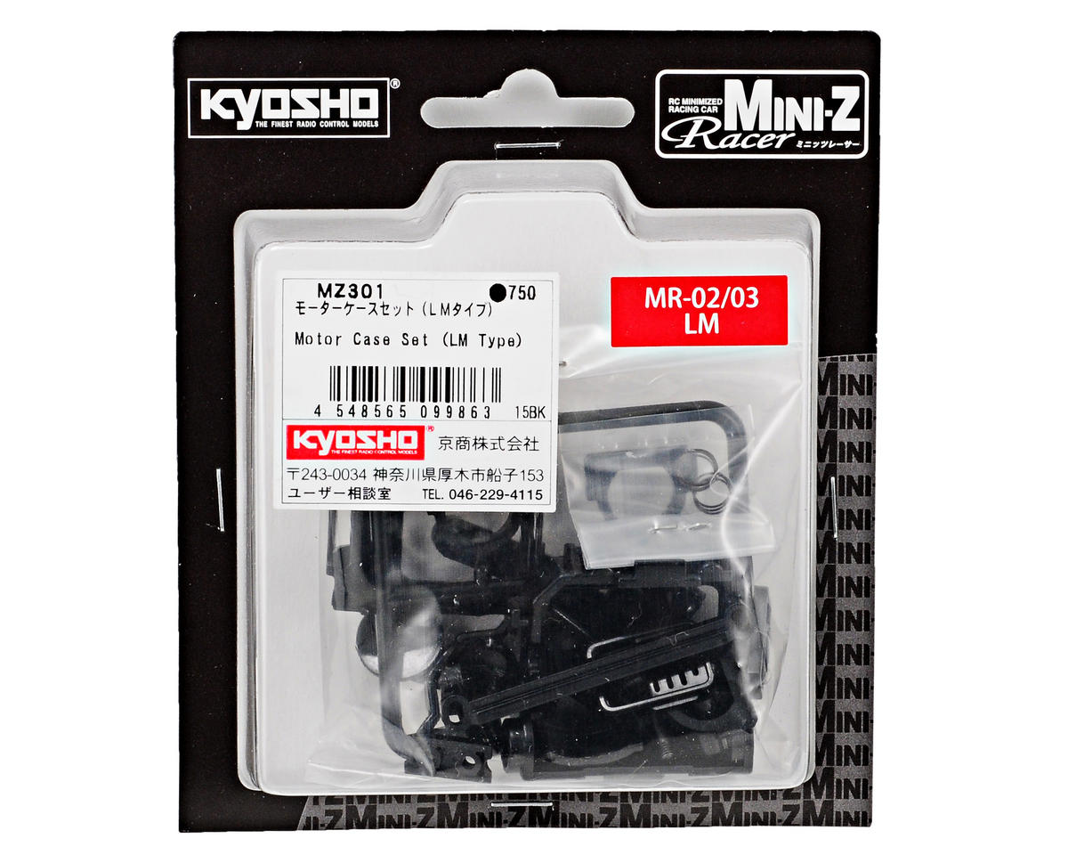 Kyosho Motor Case Set (MR-02-LM)