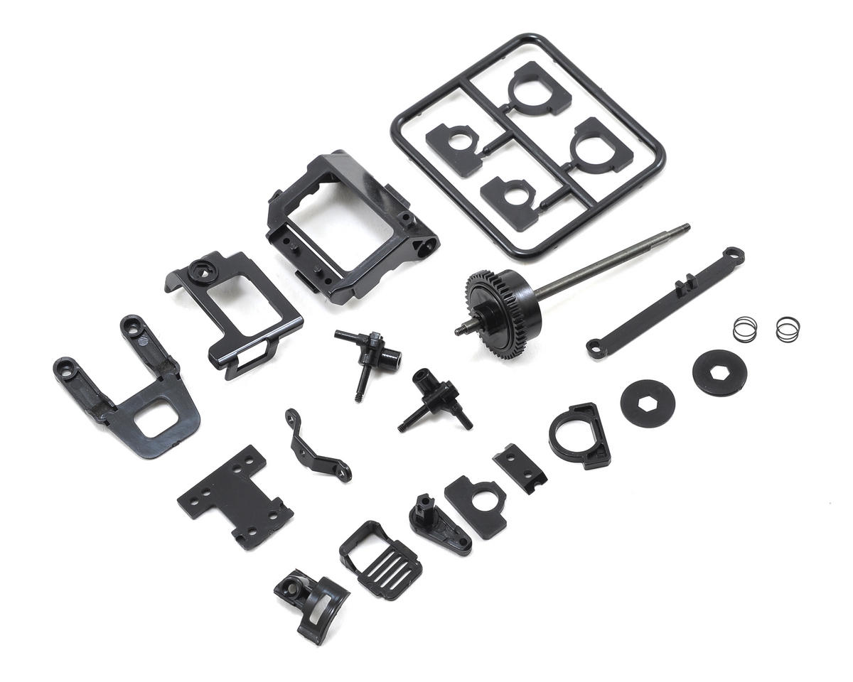 Type LM Motor Case Conversion Set (MR-03) by Kyosho