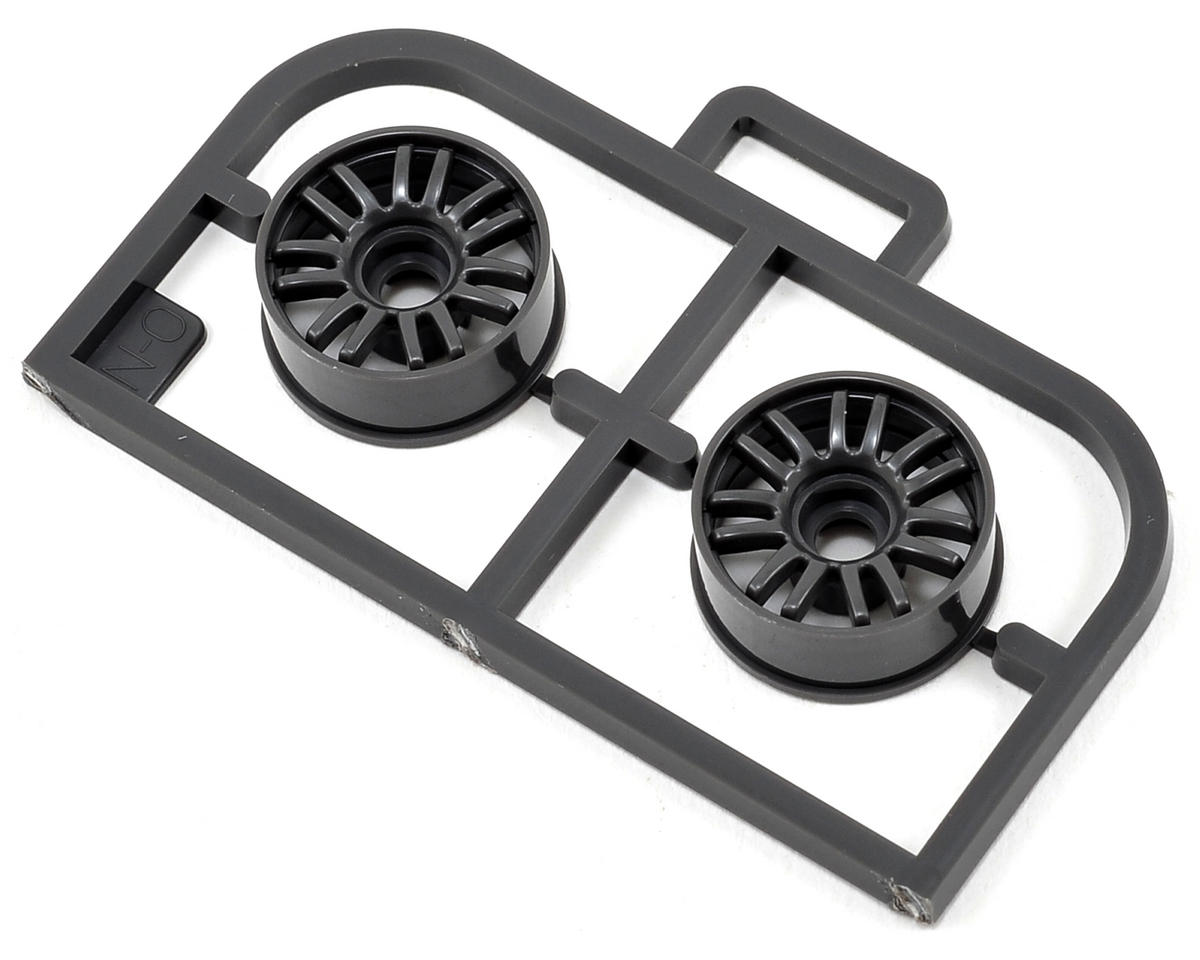Kyosho 0mm Offset Narrow RE30 Mini-Z Wheel Set (2) (MR-015/02/03) (Gray)