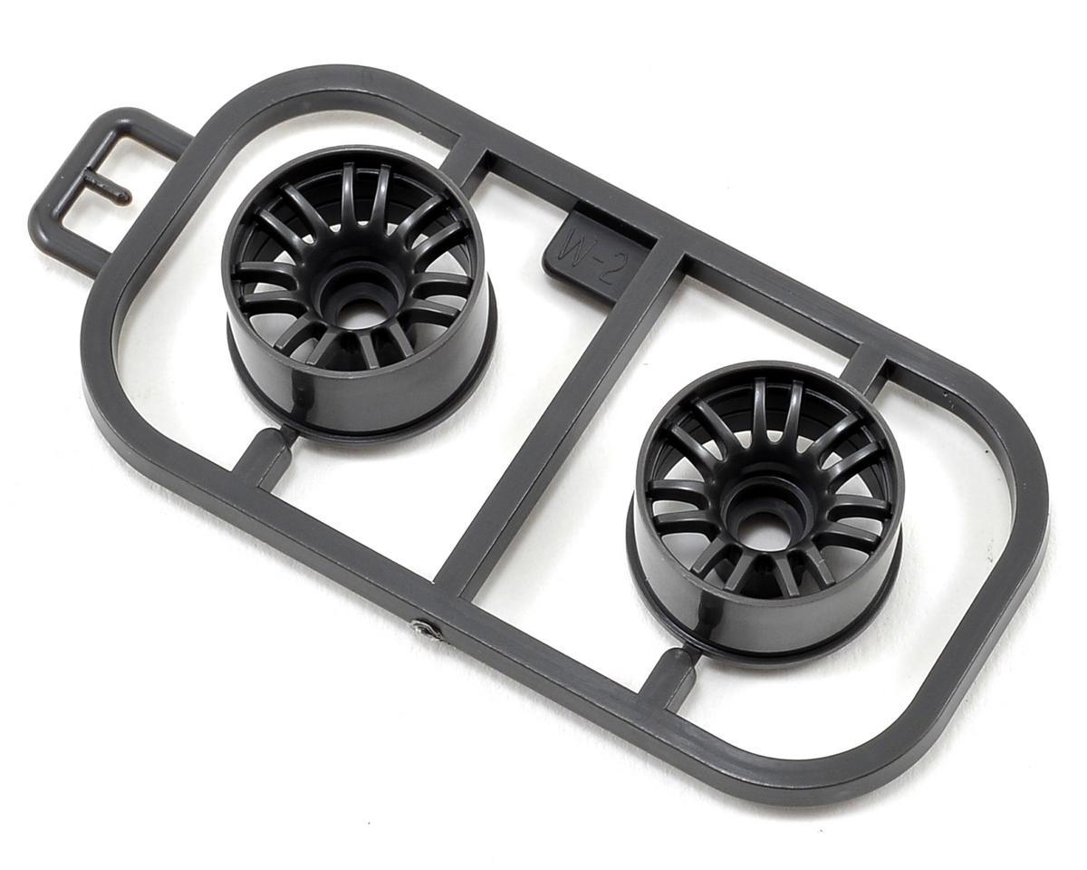 Kyosho 2mm Offset Wide RE30 Mini-Z Wheel Set (2) (MR-015/02/03) (Gray)