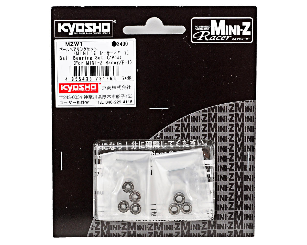 Kyosho Mini Z Ball Bearing Set 7 Kyomzw1 Cars Trucks Amain Pn Racing V2 Rc Printed Circuit Board Assembly Mr03 Setting Hobbies