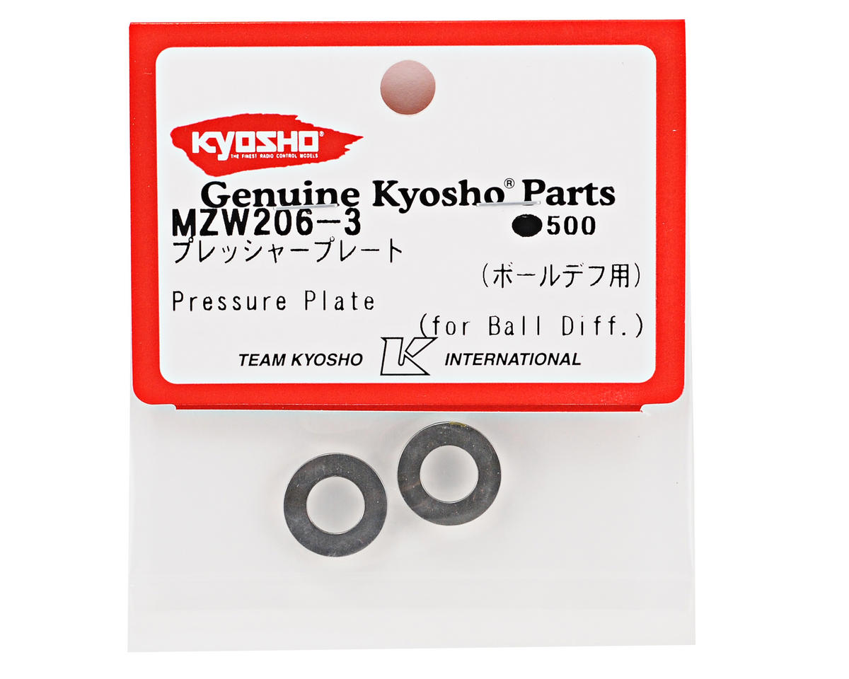 Kyosho Ball Diff Pressure Plate