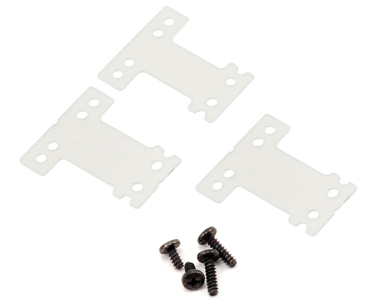 Kyosho RM-Type FRP Rear Suspension Plate Set