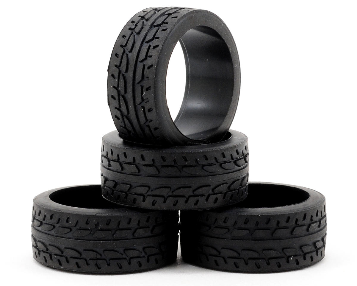 Kyosho 8.5mm Racing Radial Tire (4) (40 Shore)