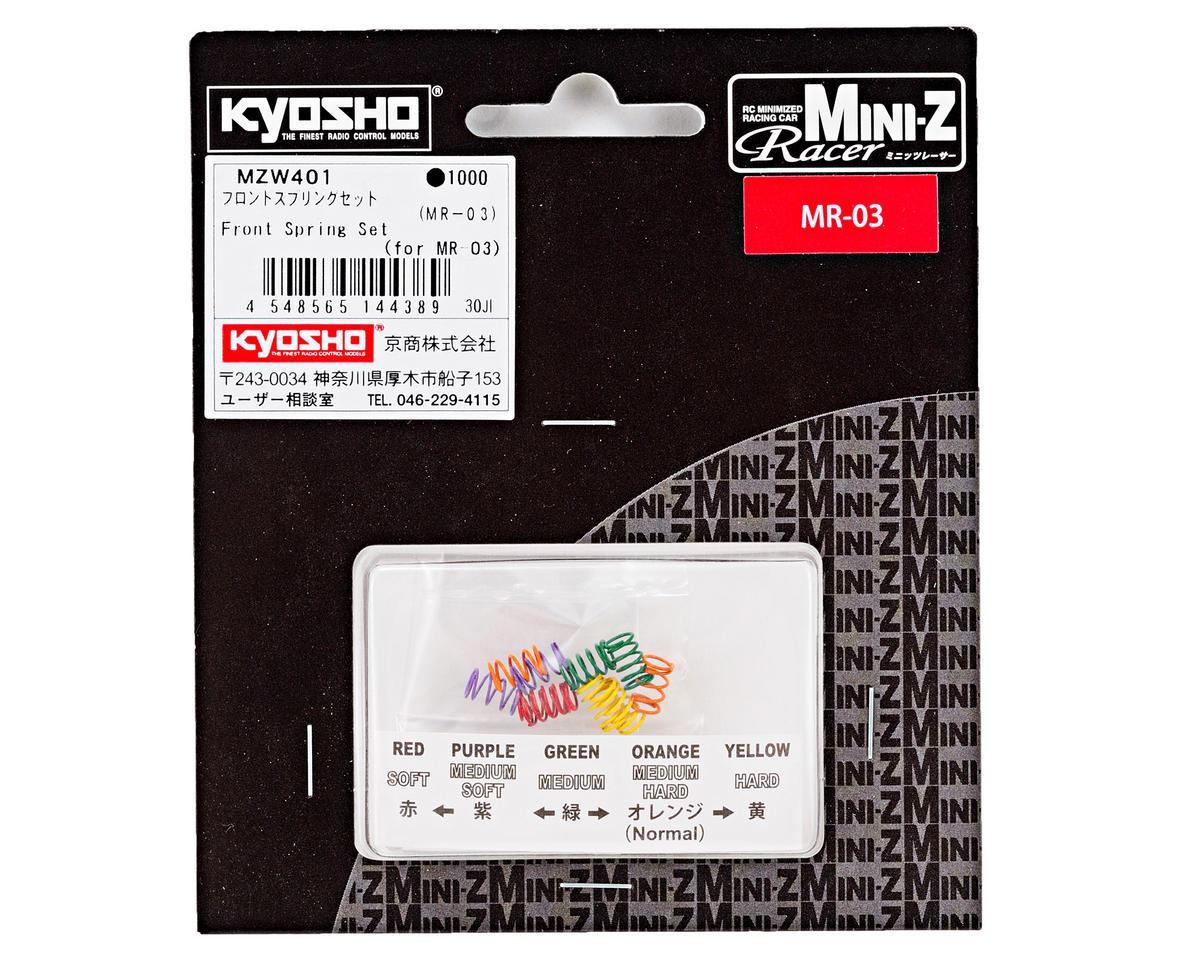 Kyosho Front Spring Set (10)