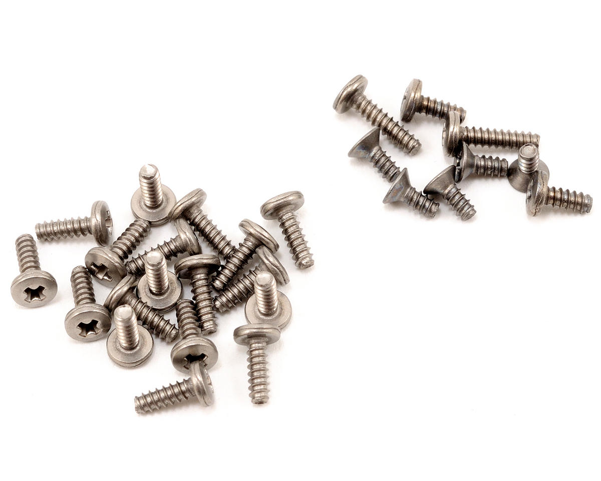 Titanium Screw Set (MR-03) by Kyosho