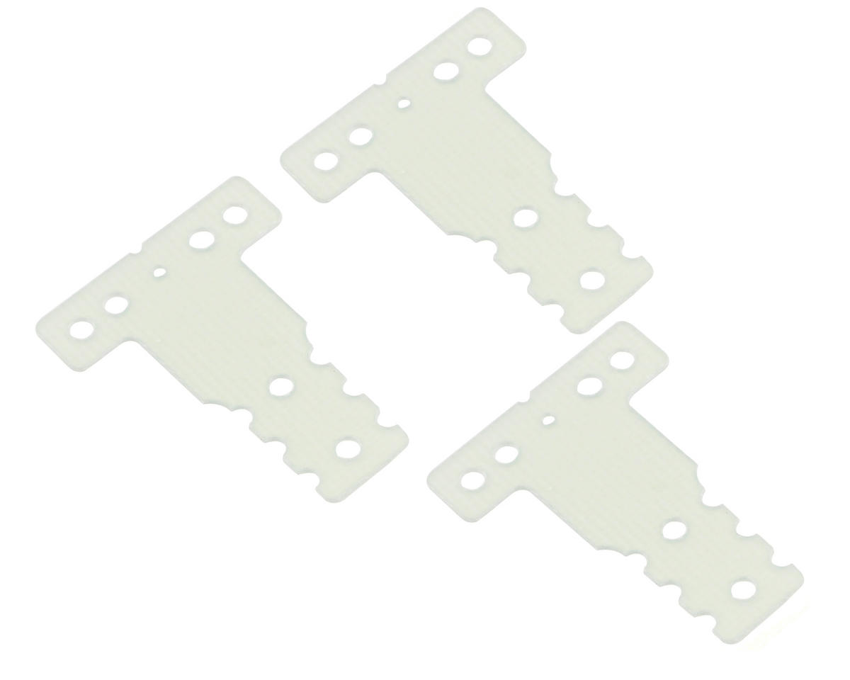 Kyosho MM/LM-Type FRP Rear Suspension Plate Set (Hard)