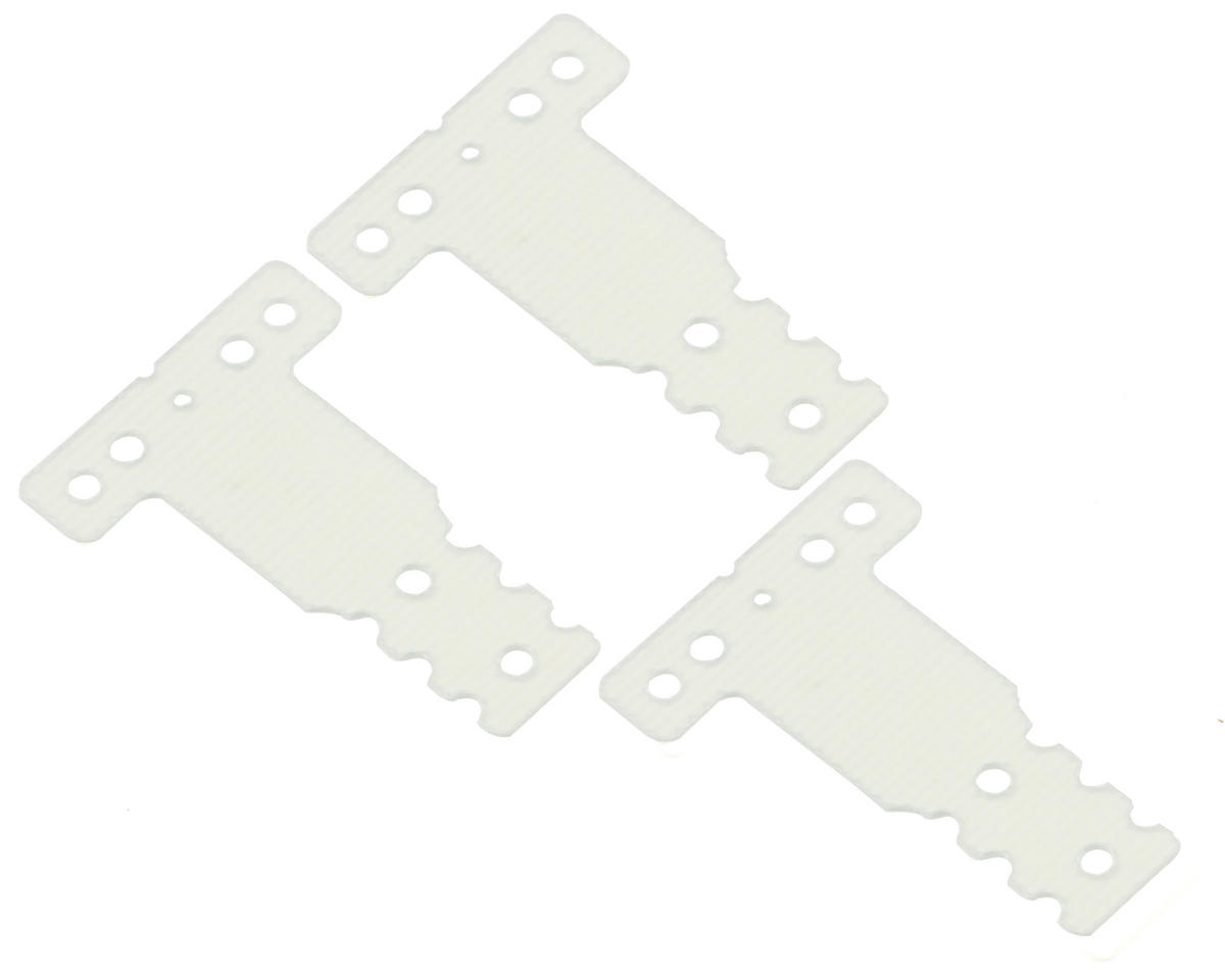 Kyosho RM/HM-Type FRP Rear Suspension Plate Set (Medium)