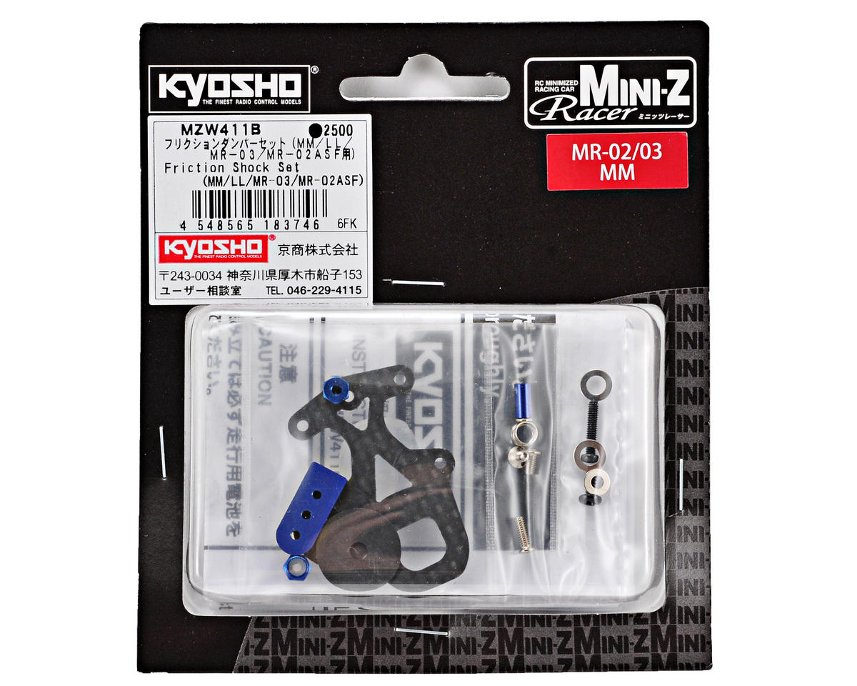 Kyosho Friction Shock Set (MR-02ASF, MR-03MM/LL/MR)