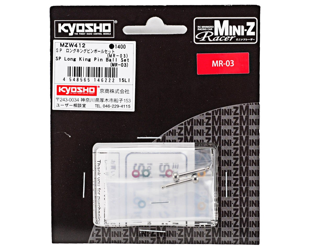 Kyosho Long King Pin Ball Set (MR-03)