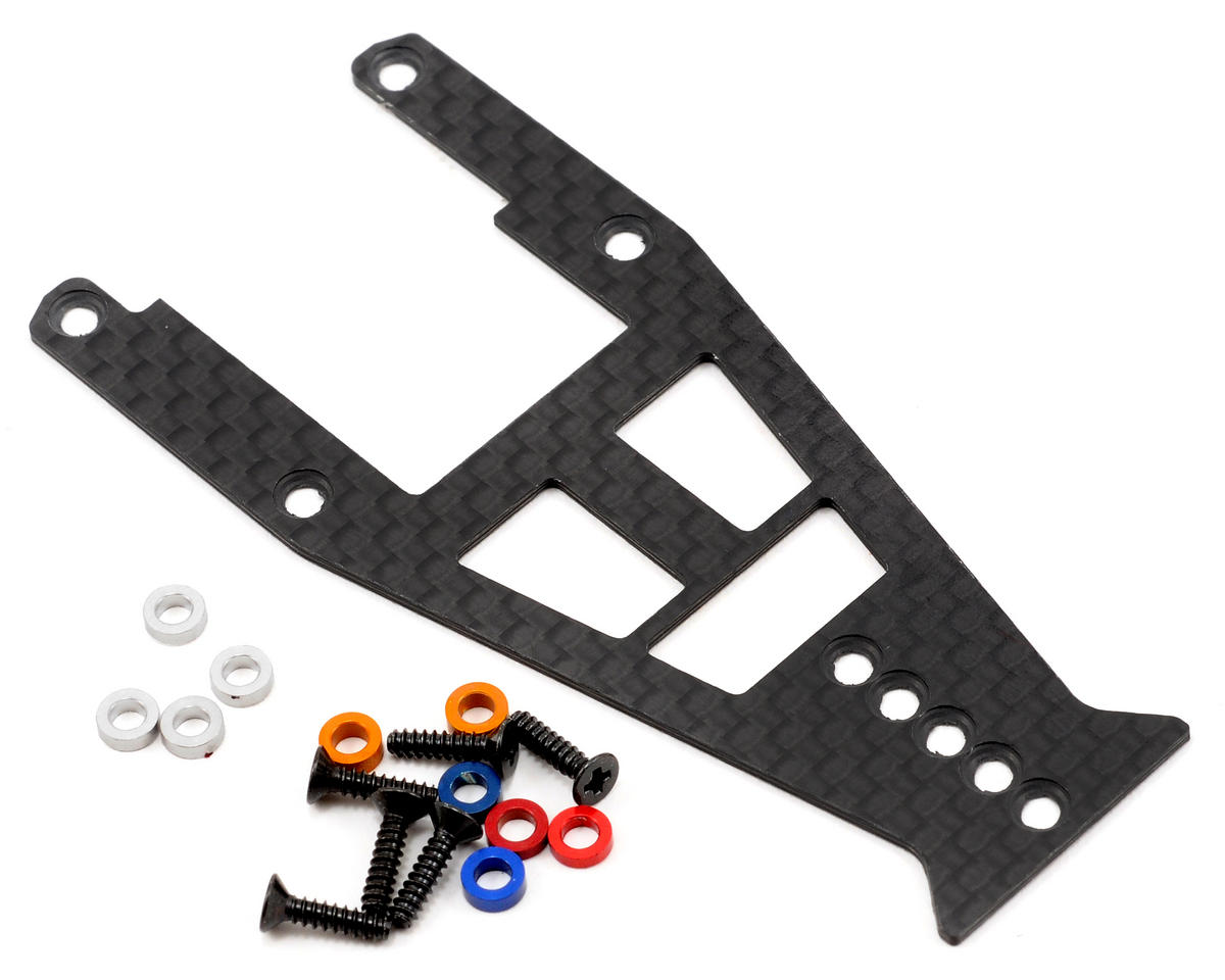 Kyosho Carbon Fiber Under Floor Reinforcement Set