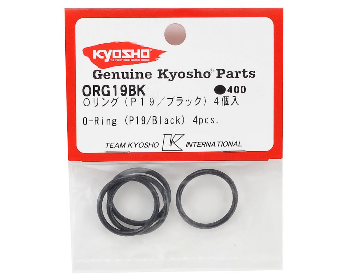 Kyosho RC Surfer 3 Foot Strap P19 O-Ring (4)