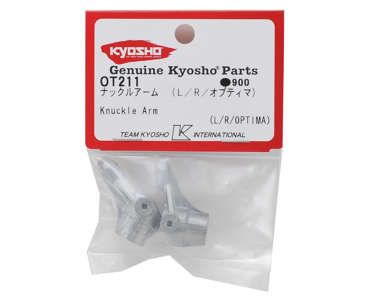 Kyosho Optima Knuckle Arms