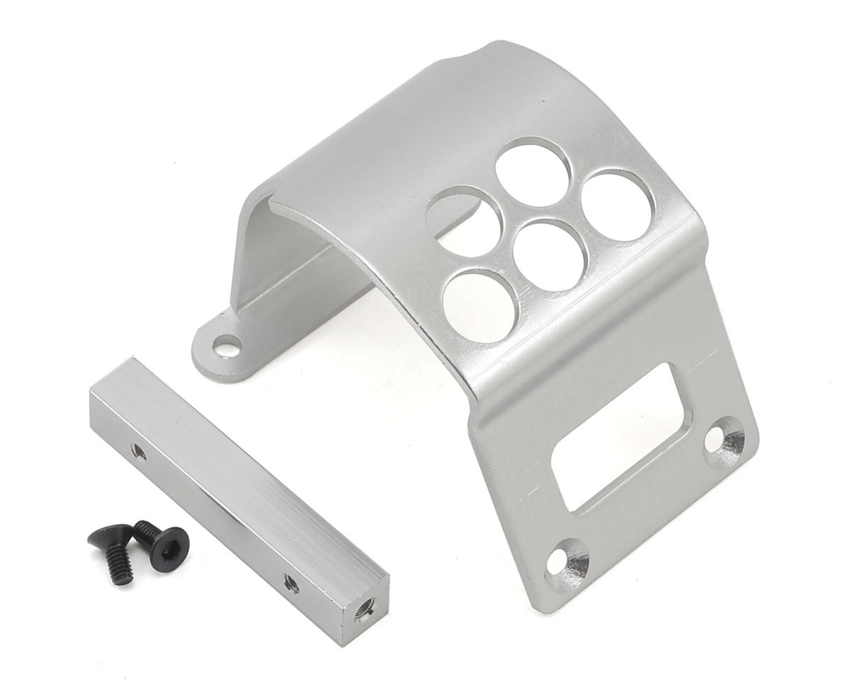 Kyosho Optima Motor Guard (Silver)