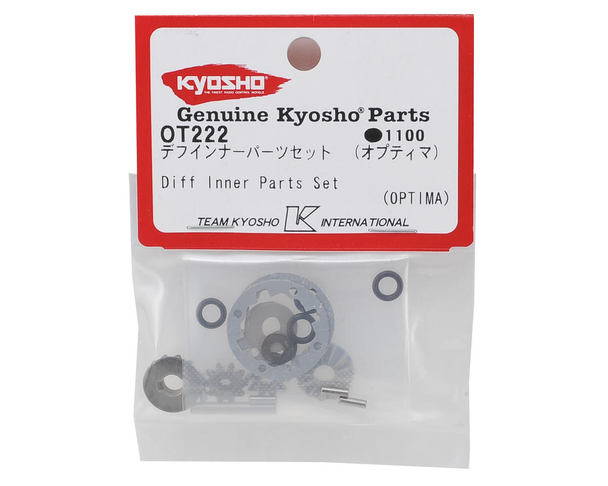 Kyosho Optima Differential Inner Parts Set
