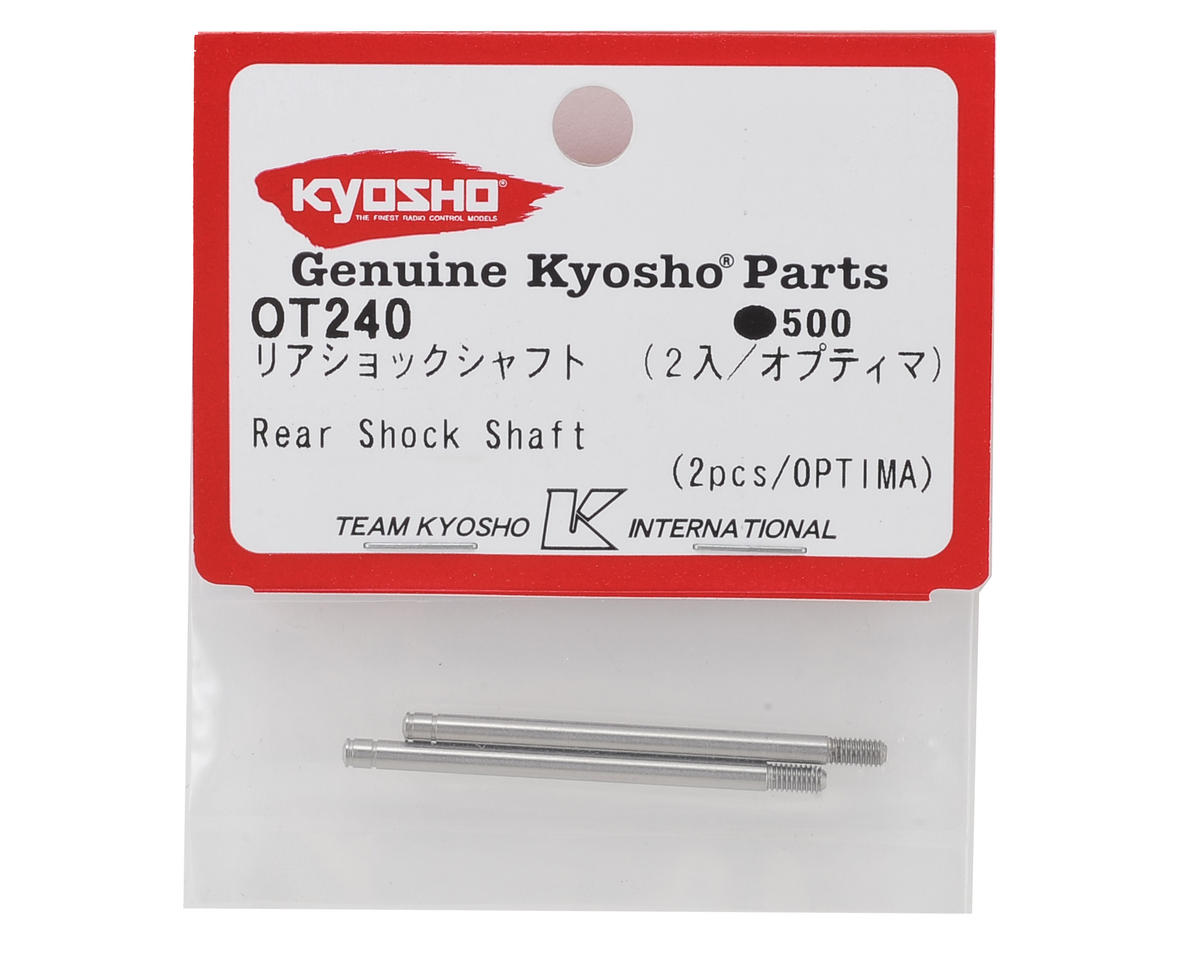 Kyosho Optima Rear Shock Shafts (2)