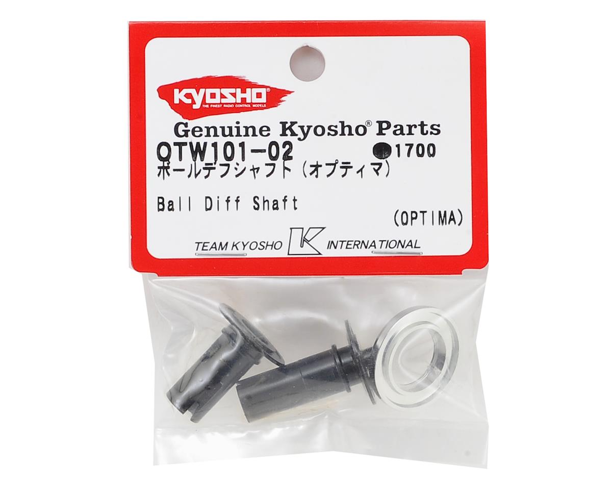 Kyosho Optima Ball Differential Shaft