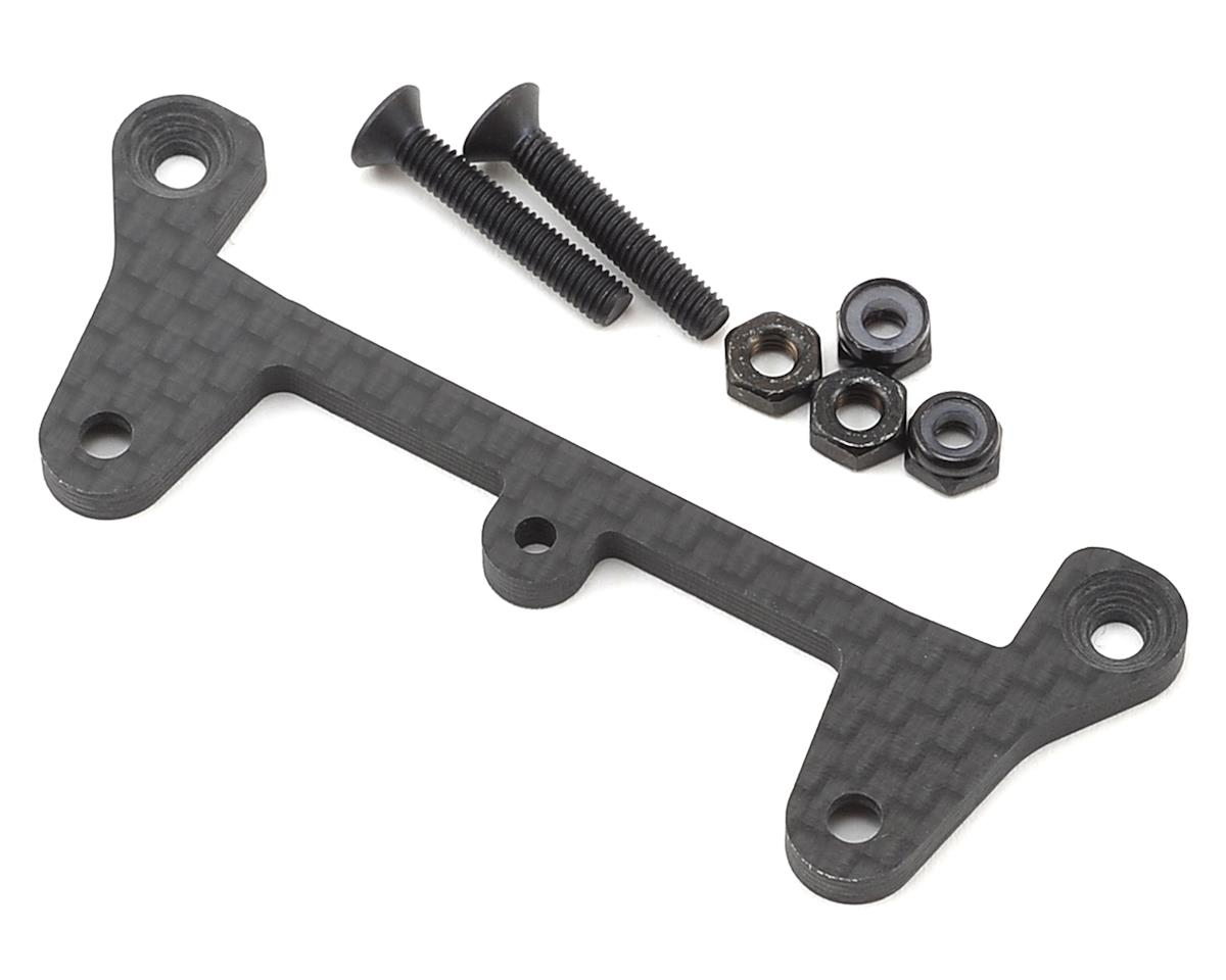 Optima Carbon Fiber Front Shock Tower by Kyosho