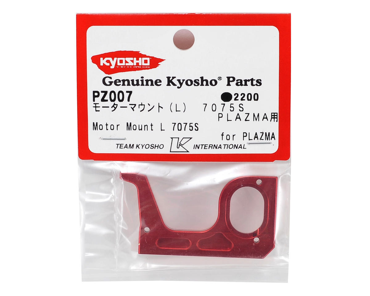 Kyosho 7075S Motor Mount (Left)