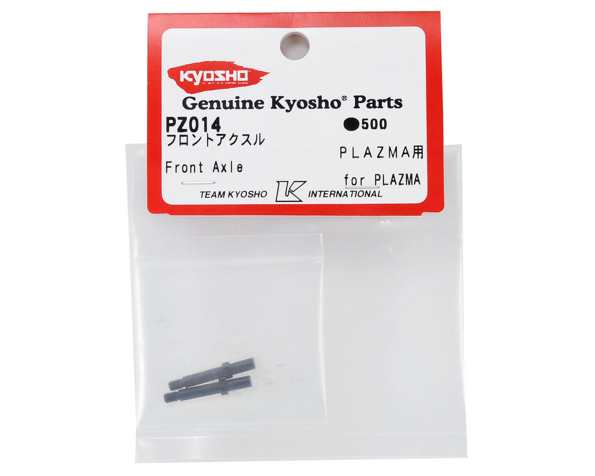 Kyosho Front Axle (2)