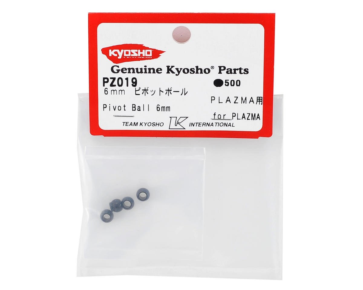 Kyosho 6mm Pivot Ball (4)