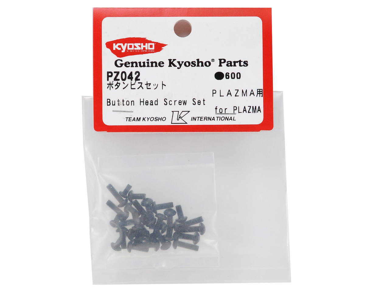Kyosho Plazma Ra Button Head Screw Set
