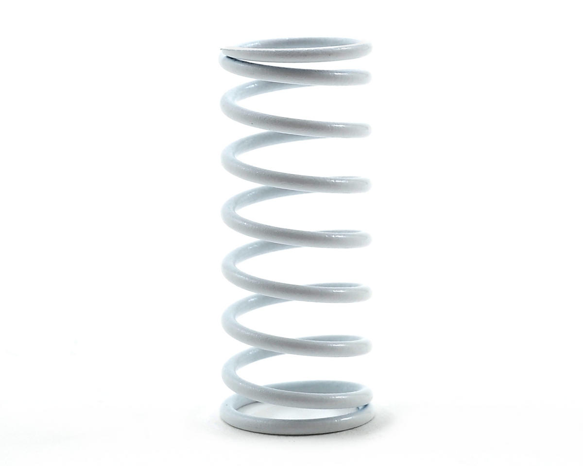 Kyosho Plazma Ra 1.2mm Shock Spring (White/Soft)
