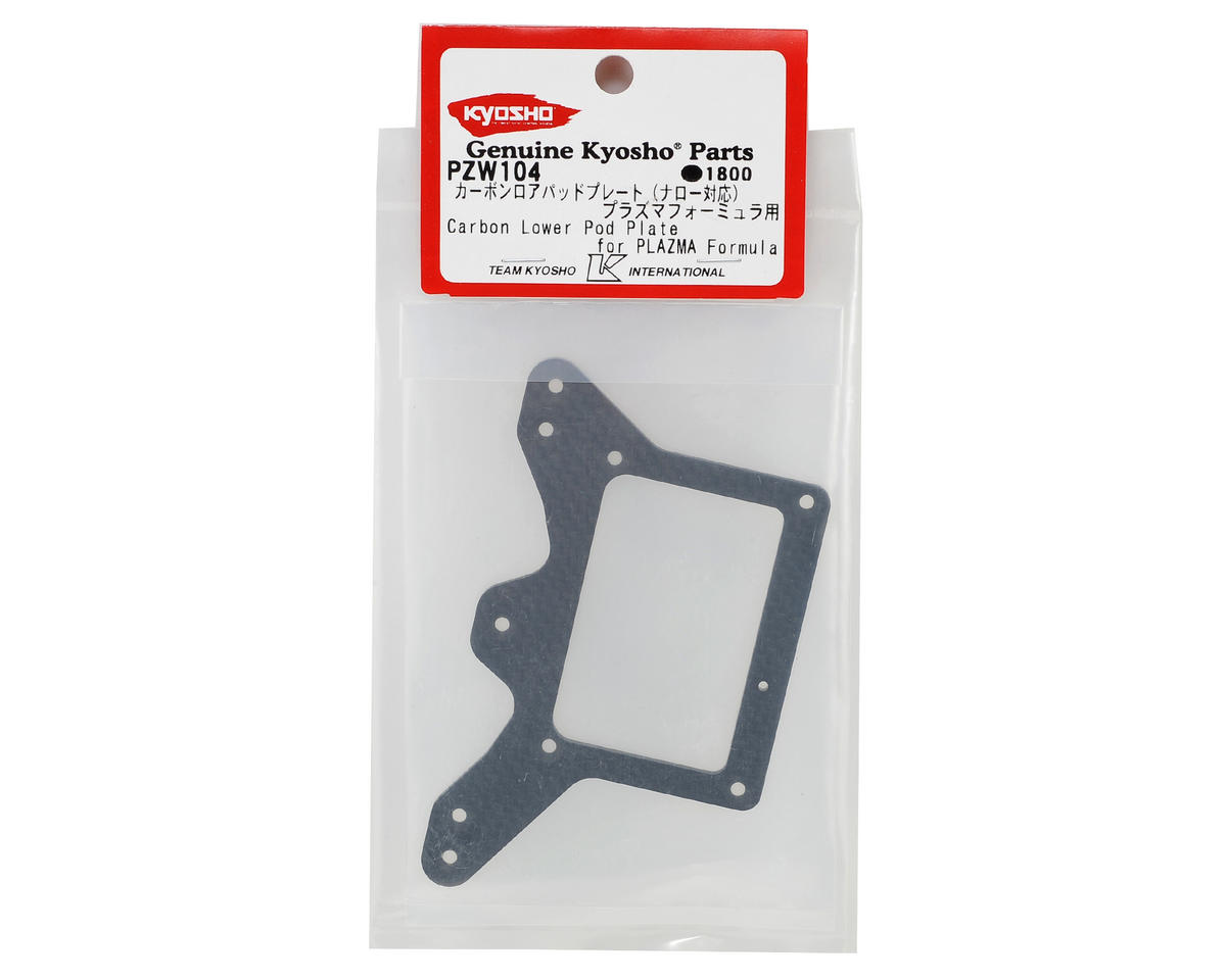 Kyosho Lower Pod Carbon Plate