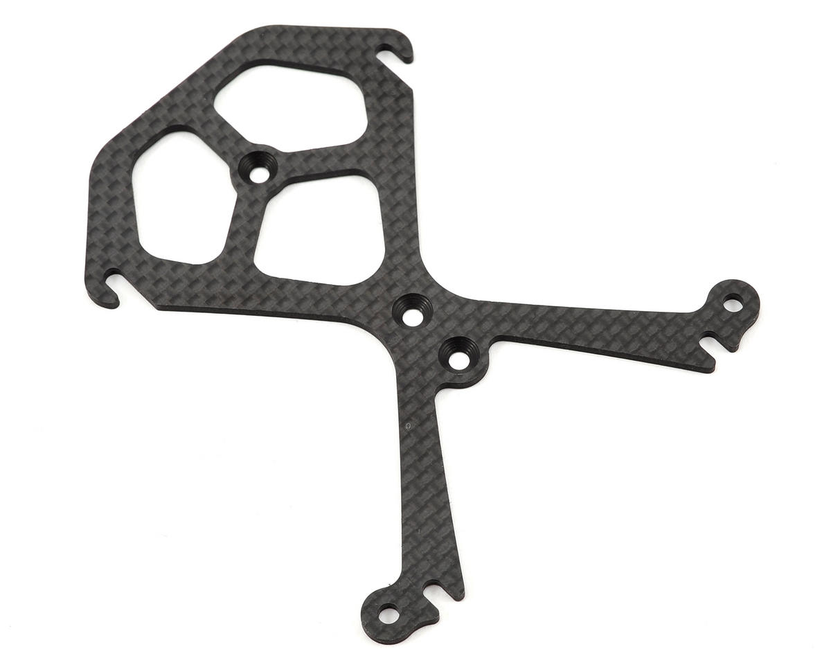 Kyosho Plazma Formula 2.0mm Carbon Upper Plate