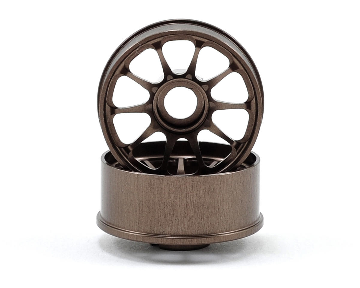 Kyosho 2.5mm Offset Narrow CE28N Mini-Z Wheel Set (2) (Bronze)