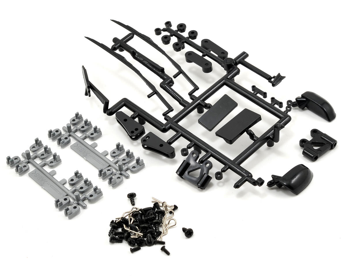 Kyosho Toyota Prius Body Kit (Clear) (190mm)