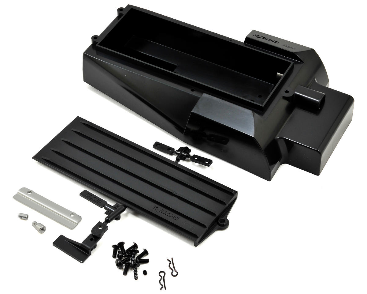 Kyosho Scorpion 2014 Radio Box Set (Black)