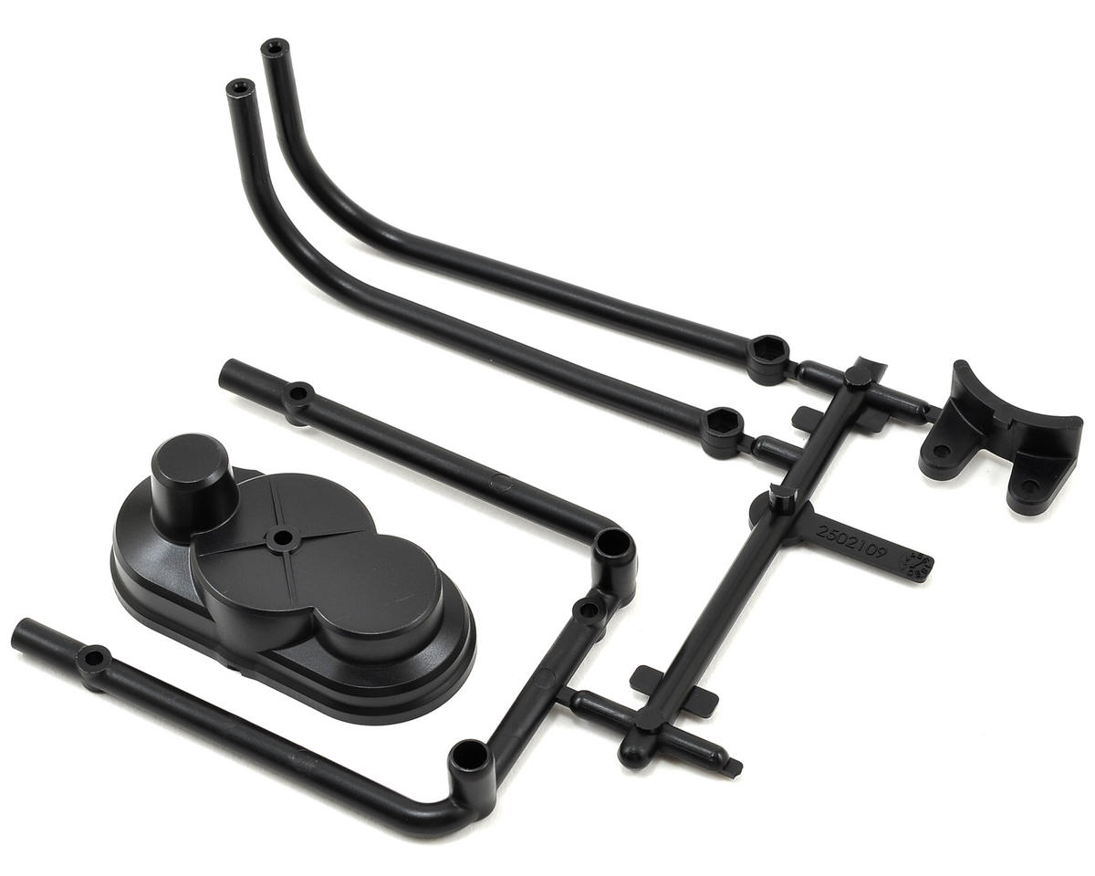 Kyosho Scorpion 2014 Rear Roll Cage Set