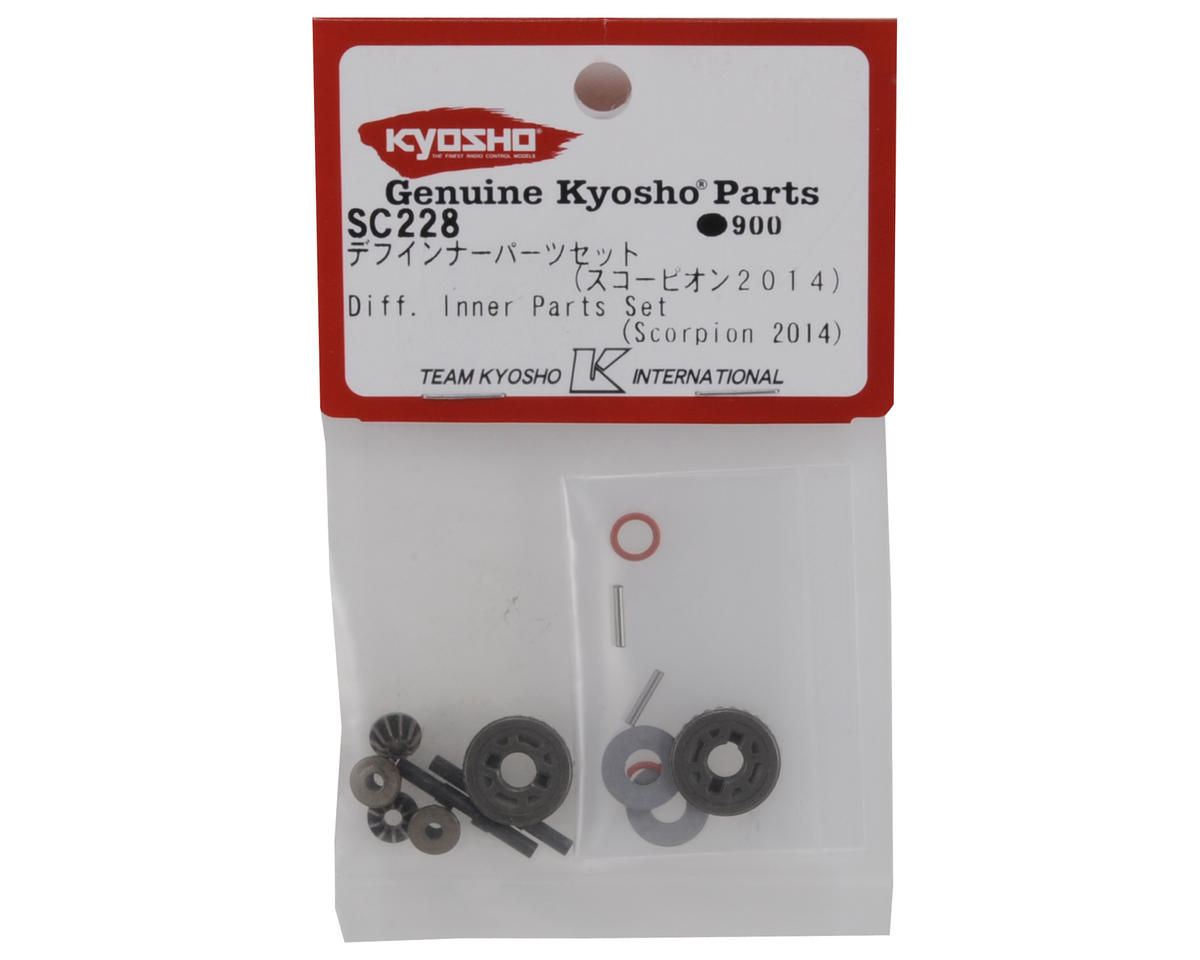 Kyosho Differential Inner Parts Set