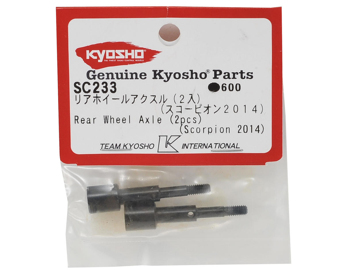 Kyosho Rear Wheel Axle (2)