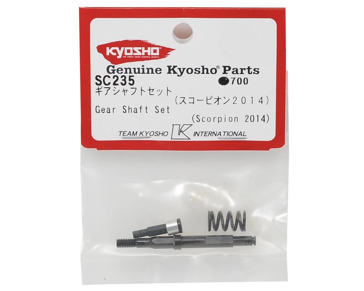 Kyosho Gear Shaft Set