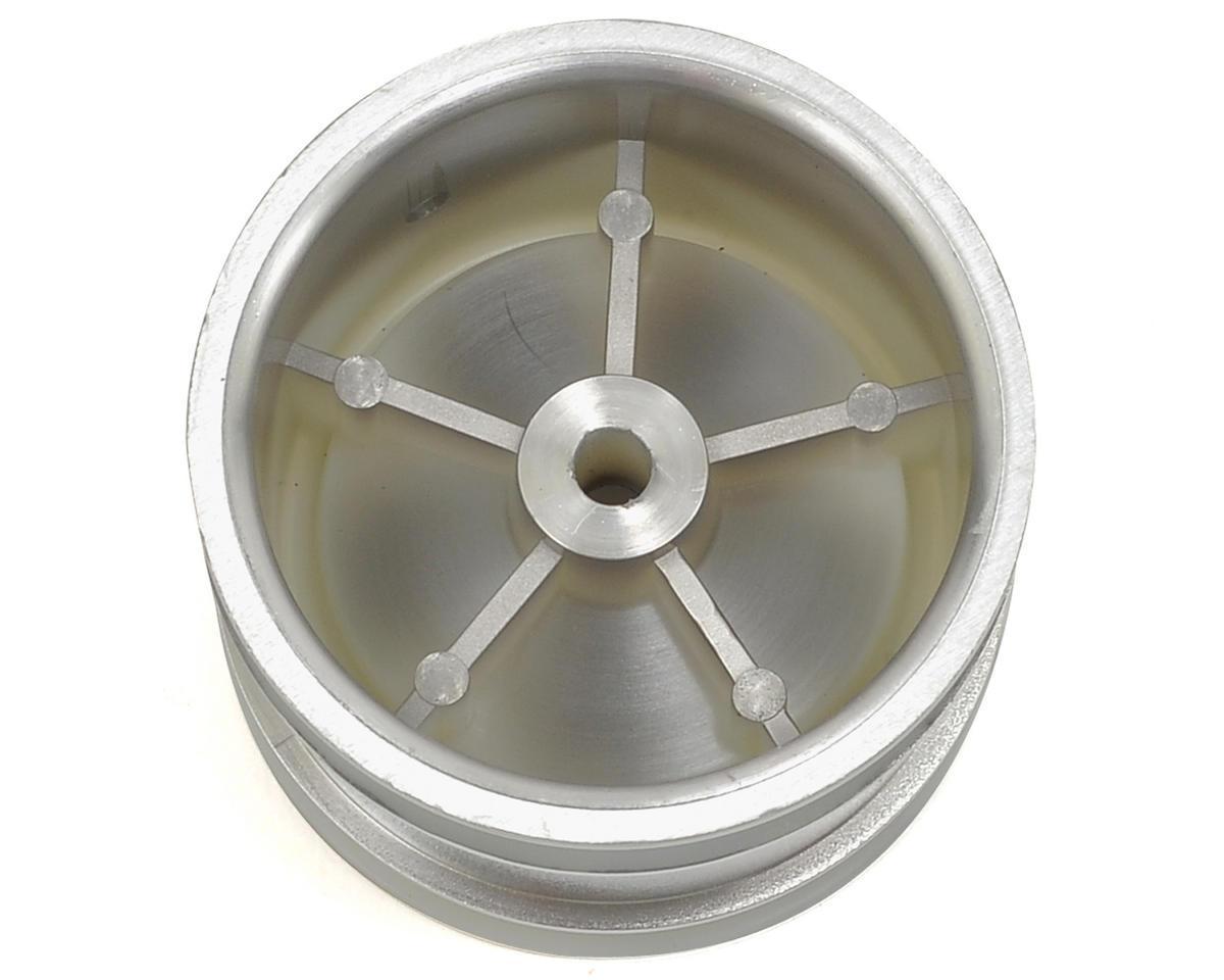 Kyosho Dish Rear Wheel (2) (Chrome)