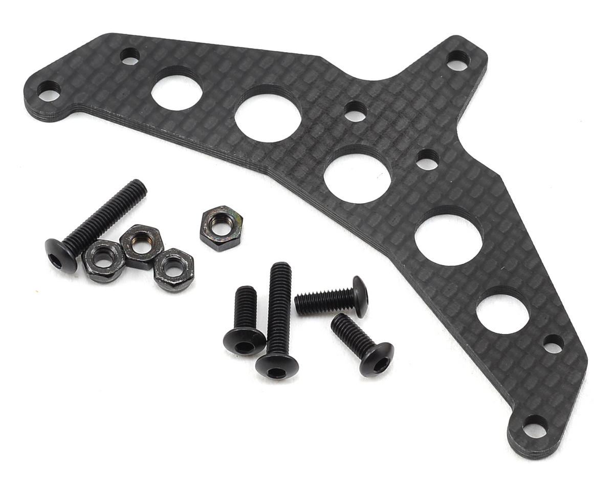 Kyosho Scorpion 2014 Carbon Rear Shock Stay